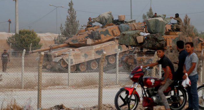 Erste Verluste Ankaras? YPG-Video zeigt Zerstörung einer Kampfmaschine – Netz spekuliert über Leo 2