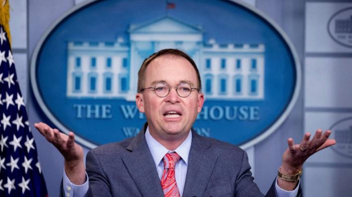 Trumps Stabschef bringt Weißes Haus in erhebliche Erklärungsnot