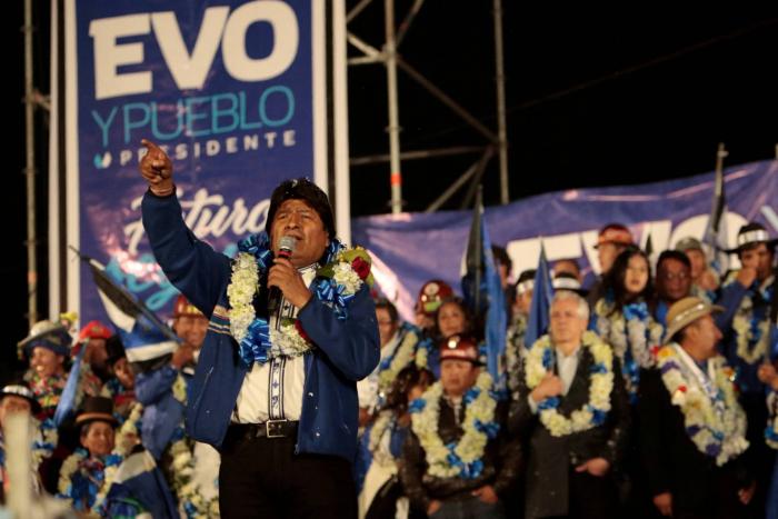 Bolivia decide entre un cuarto mandato de Evo Morales o abrir la puerta a un cambio