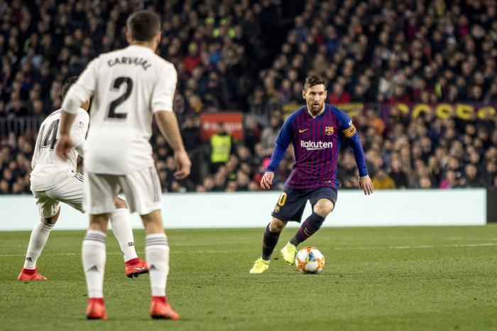El clásico Barcelona-Madrid se aplaza y los clubes deben pactar una nueva fecha antes del lunes