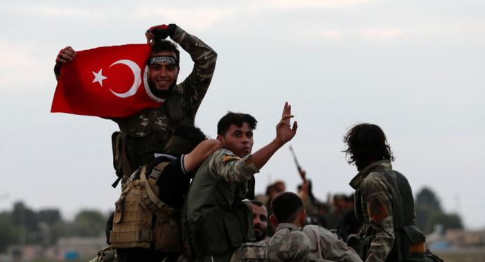 EEUU y Turquía acuerdan el cese al fuego en Siriadurante los próximos 5 días