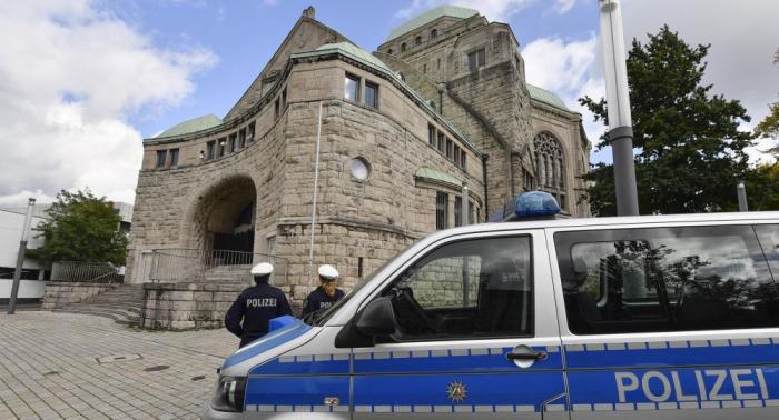 Nach Halle-Attentat:  Bundesländer wollen mehr Schutz für jüdische Einrichtungen