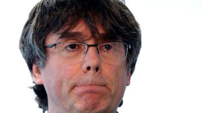 Carles Puigdemont comparece ante las autoridades belgas tras la euroorden de detención