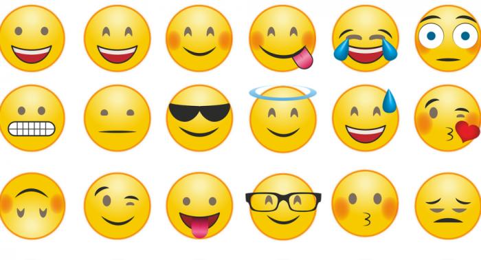 Estos son los emojis más y menos populares del mundo