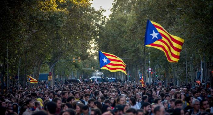 Wegen Streik in Katalonien:   Spanische Fluglinien streichen fast 50 Flüge
