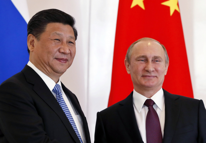 Russian, Chinese leaders to meet in November