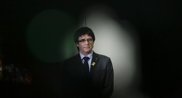 Puigdemont comunica a las autoridades belgas que no se entregará a España