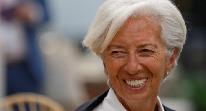 Christine Lagarde  , nombrada presidenta del Banco Central Europeo
