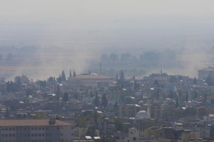 Schüsse rund um Grenzstadt in Nordsyrien trotz Pakt USA/Türkei