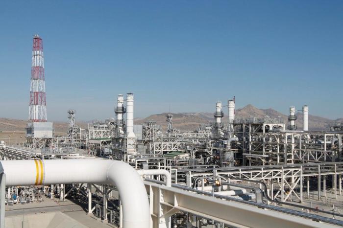 Aserbaidschan exportiert innerhalb von acht Monaten Erdgas im Wert von 1,6 Milliarden US-Dollar