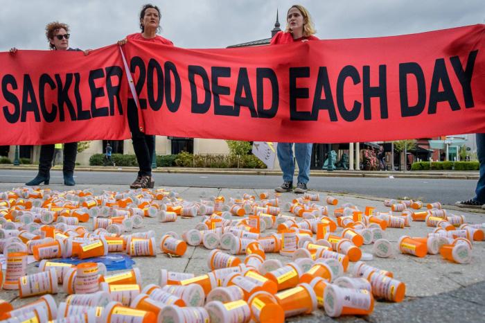 Macrocausa contra las farmacéuticas en EE UU por la epidemia de opiáceos