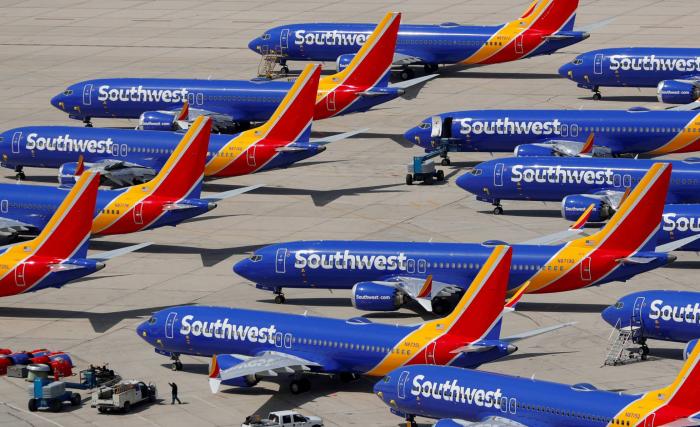 """EE UU investiga si Boeing le ocultó una información """"inquietante"""" sobre los aviones 737 MAX"""