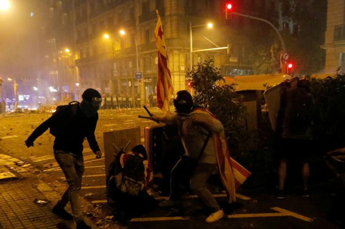 Espagne: les violences s