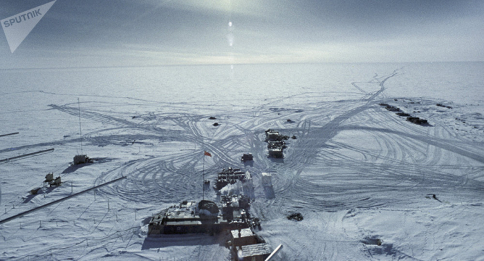 La Antártida sigue contaminada debido a las pruebas nucleares de EEUU y la URSS
