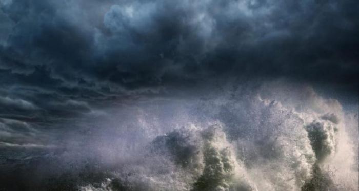 Tremblements de tempête:   un nouveau phénomène géophysique combinant tempête et séisme