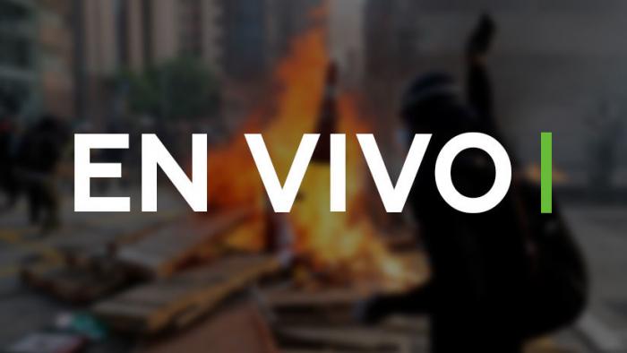 EN VIVO  : Cócteles molotov y barricadas en una nueva jornada de protestas en Hong Kong