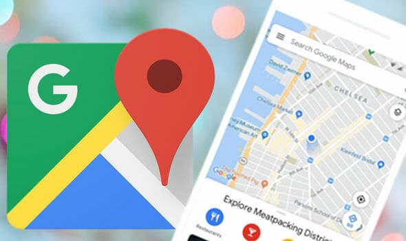Google Maps (Android & iOS):  de nouveaux types d