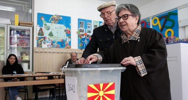 North Macedonia leaders agree on April 12 for snap election