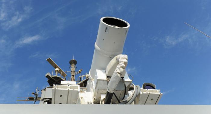 US-Navy Schiff wird bald mit erstem funktionierenden Kriegslaser-Komplex bestückt