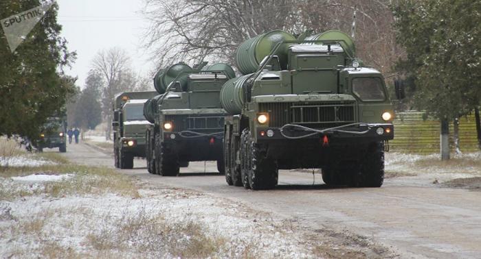 Russische Armee bekommt vorzeitig zweites S-400-Raketenregiment