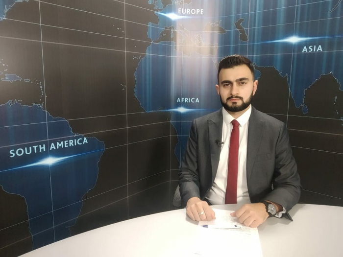 AzVision TV releases new edition of news in German for October 22 -    VIDEO