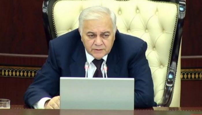 Ogtay Assadovparticipera à la Conférence européenne des présidentes et présidents de parlement