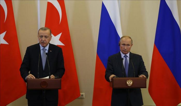 Déclaration conjointe après la réunion Erdogan-Poutine (Document)