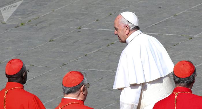 El papa Francisco invita al diálogo para encontrar soluciones a la crisis en Chile