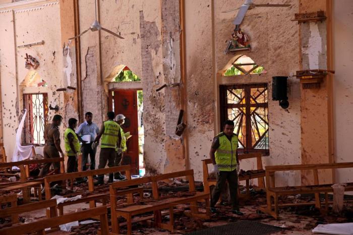 Attentats au Sri Lanka: un rapport parlementaire blâme le président