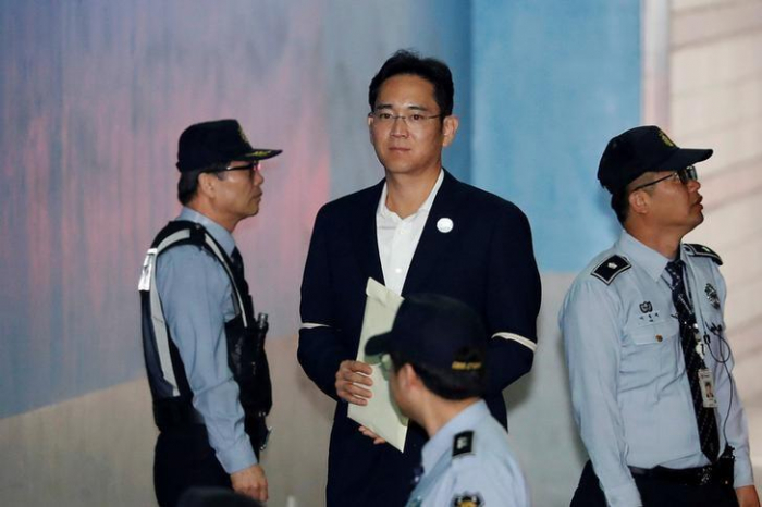 South Korea to start Samsung heir Lee