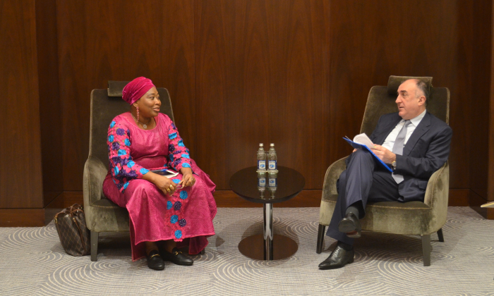 Azerbaijan interested in deepening co-op with African Union – FM