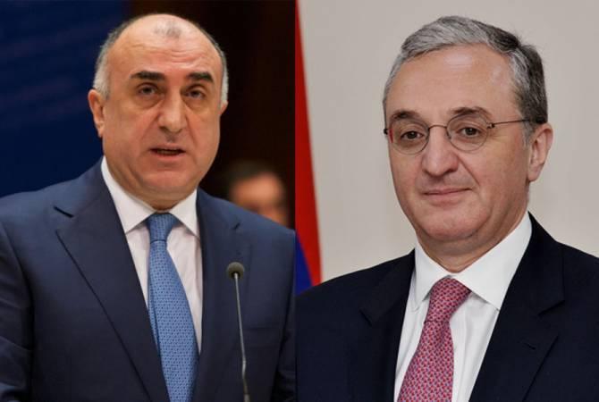 Azerbaijani, Armenian FMs to meet in Bratislava
