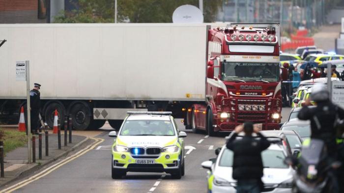 Essex lorry deaths: 39 found dead