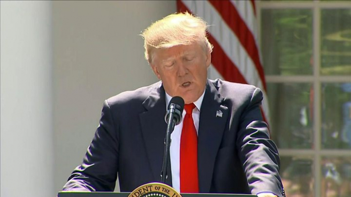 Paris Agreement: Trump confirms US will leave climate accord