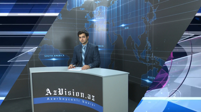 AzVision TV releases new edition of news in German for October 24 -  VIDEO