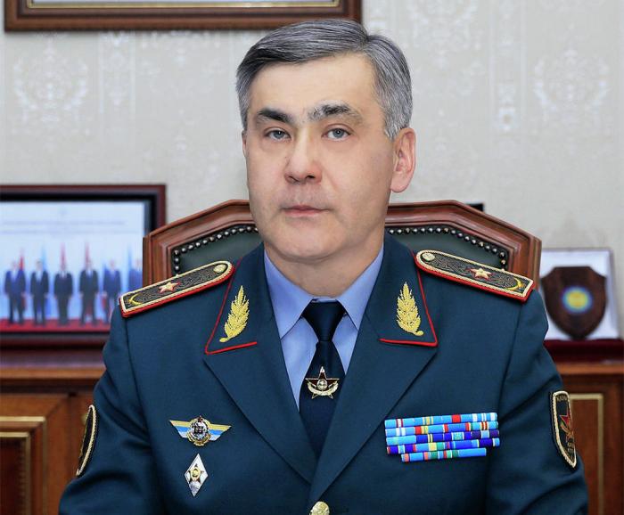Kazakh defense minister to visit Azerbaijan