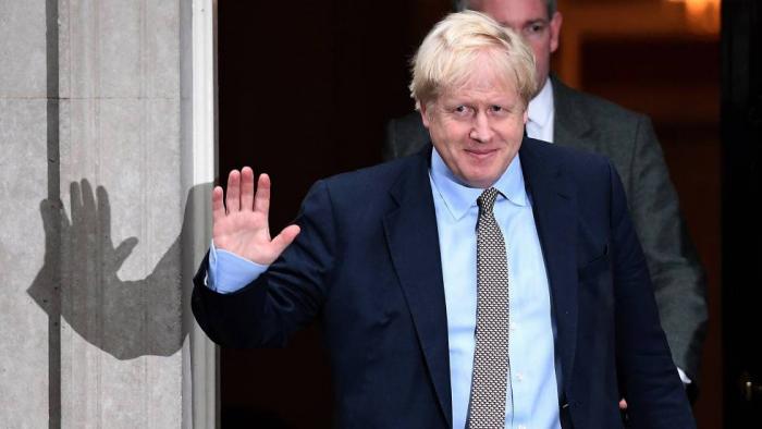 Johnson pedirá el lunes al Parlamento que convoque elecciones generales el 12 de diciembre