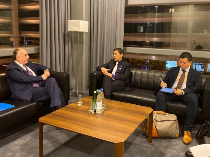 Azerbaijan, Singapore hail development of economic, trade cooperation