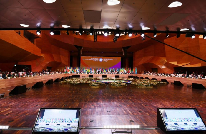 18th Baku Summit of Non-Aligned Movement features general debates