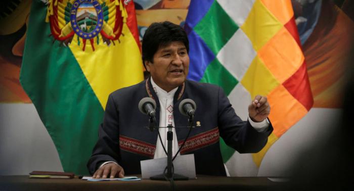 Los Países No Alineados llaman a respetar la reelección de Evo Morales