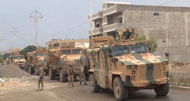 1 Turkish soldier killed, 5 injured in YPG attack in Syria
