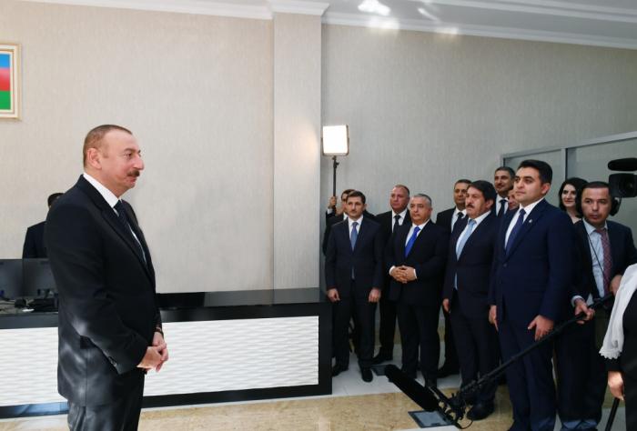 """""""Xalqı narahat edən bütün problemlər öz həllini tapacaq"""" - Prezident"""