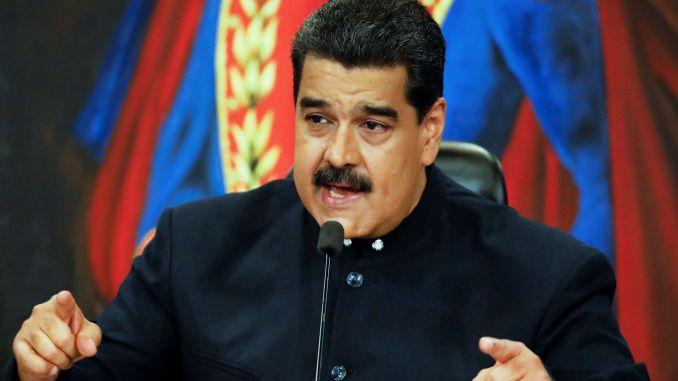 Venezuelan PresidentMaduro ends Azerbaijan visit