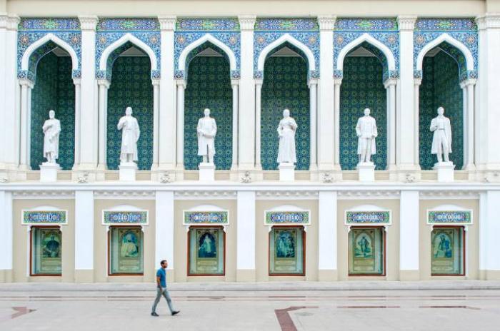 Bakú, esencias de la capital de Azerbaiyán
