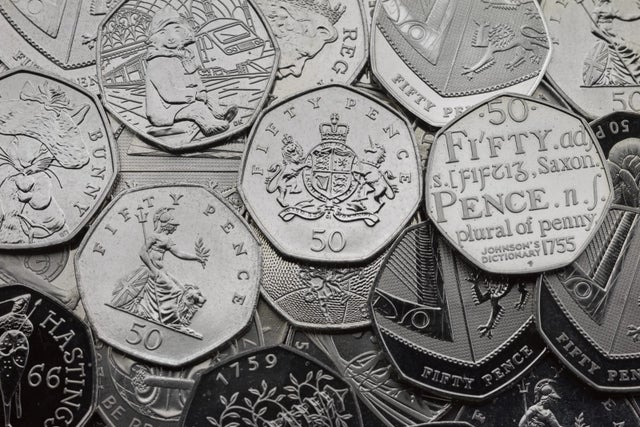 Production of Brexit coin stopped as uncertainty looms