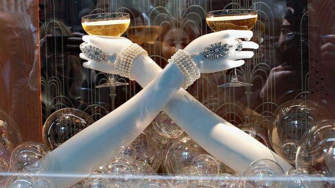Luxury goods giant LVMH eyes $14.5bn Tiffany takeover