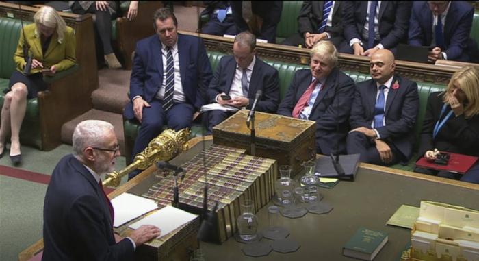 El Reino Unido celebrará elecciones generales el 12 de diciembre sin haber resuelto la crisis del Brexit