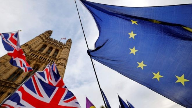 Brexit deal means '£70bn hit to UK by 2029