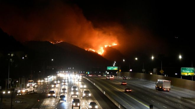 Authorities issue extreme red flag warning in California
