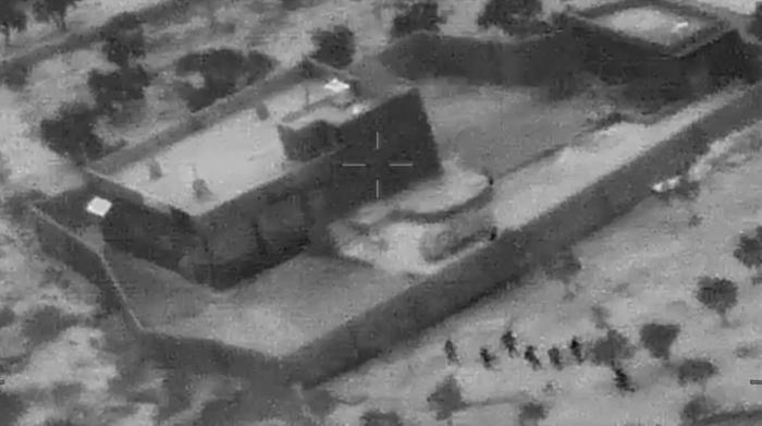 Pentagon releases video, photos of Baghdadi raid